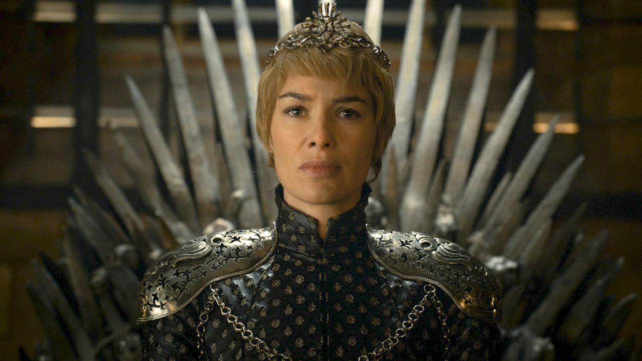 """L'actrice Lena Headey dans la série à succès """"Game of Thrones"""". [HBO - Keystone]"""