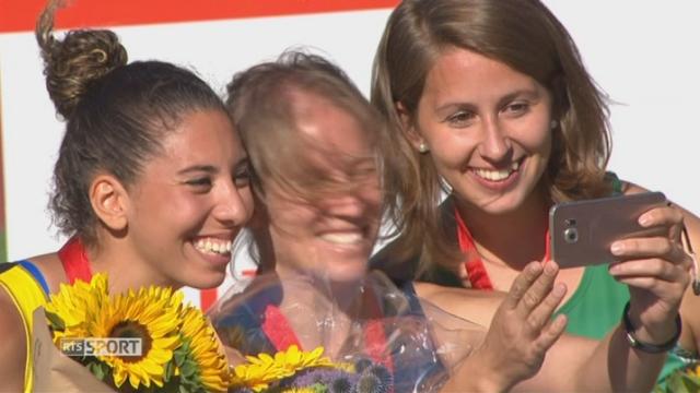 Championnat de Suisse d'athlétisme: le résumé [RTS]
