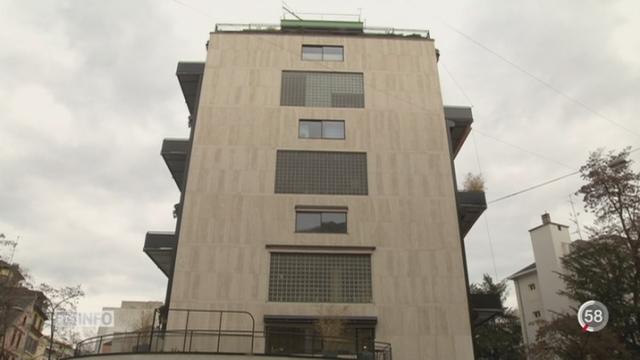 Le Corbusier entre au patrimoine mondial de l'UNESCO [RTS]
