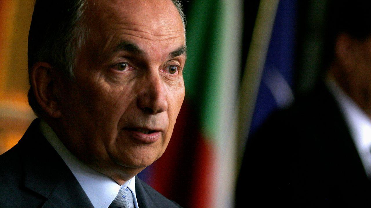 Marc Pierini, ancien ambassadeur de l'Union européenne en Turquie, chercheur à Carnegie Europe. [Nikolay Doychinov - Reuters]