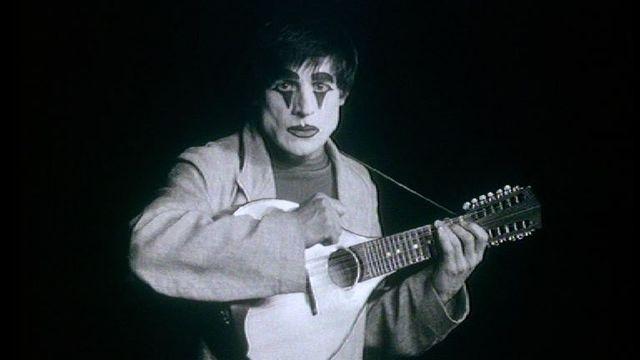 Le mime Dimitri en 1971. [RTS]