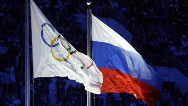 Le CIO a annoncé qu'il se prononcera sur le cas russe d'ici sept jours. [Patrick Semansky - Keystone]