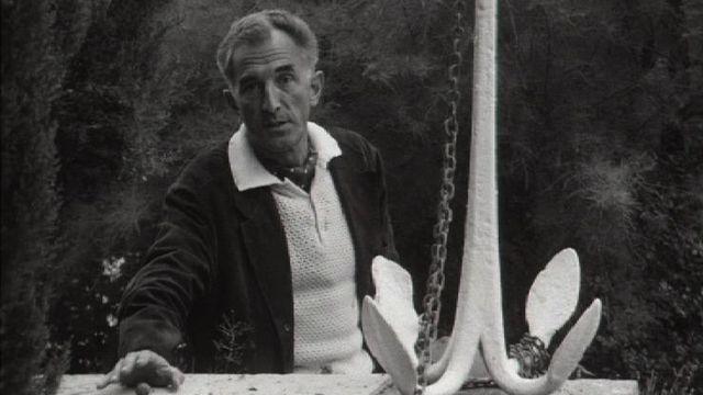 Rodolphe-Maurice Arlaud en 1962. [RTS]