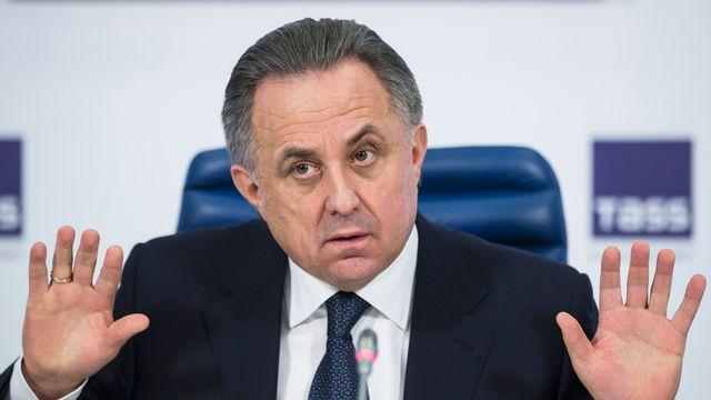 Le ministre russe des Sports ne fustige pas le TAS mais la Fédération internationale d'athlétisme. [Pavel Golovkin - AP/Keystone]