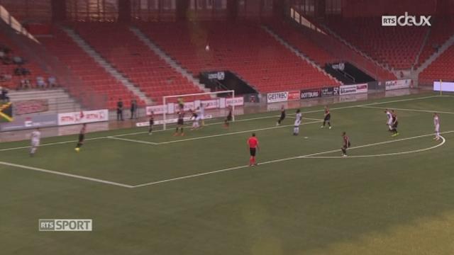 Football - Challenge League (1ère j.): NE Xamax FCS - Servette (2 - 1) [RTS]