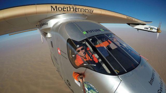 L'aventure Solar Impulse est terminée. Et maintenant? [Jean Revillard/Bertrand Piccard/SI2/Handout - Reuters]