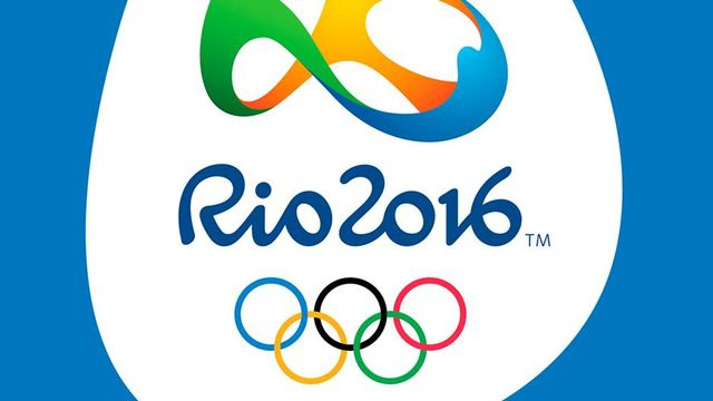 Visuel des Jeux Olympiques de Rio 2016.  [facebook.com/rio2016]