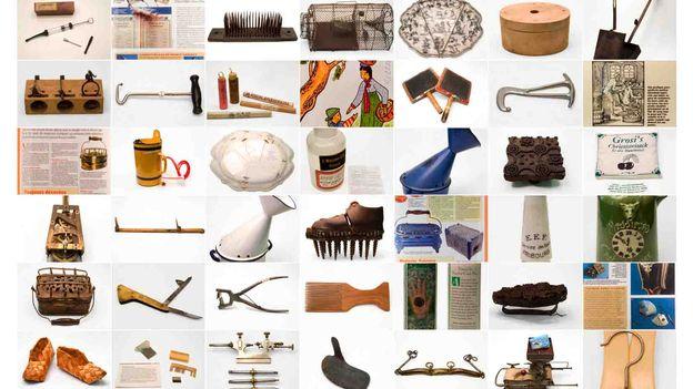 Fribourg, machines à coudre et objets insolites