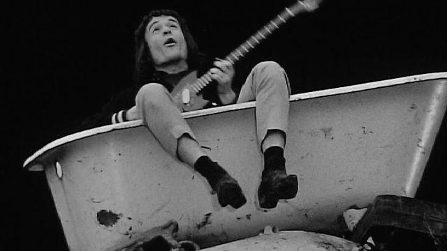 Le chanteur Jean-Jacques Egli en 1966. [RTS]
