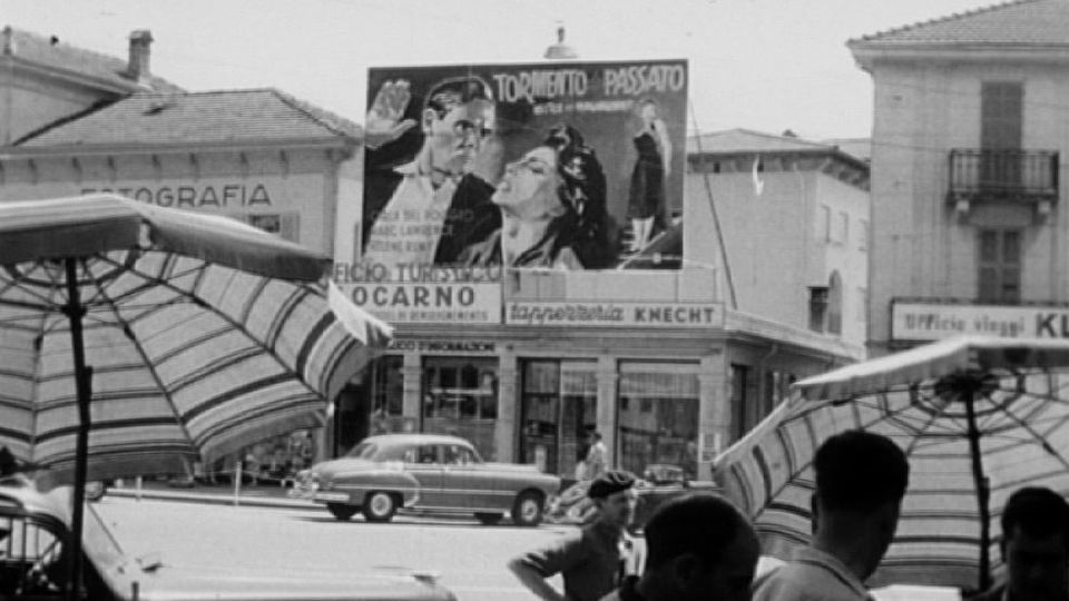 Locarno, le temps du Festival du film. [RTS]