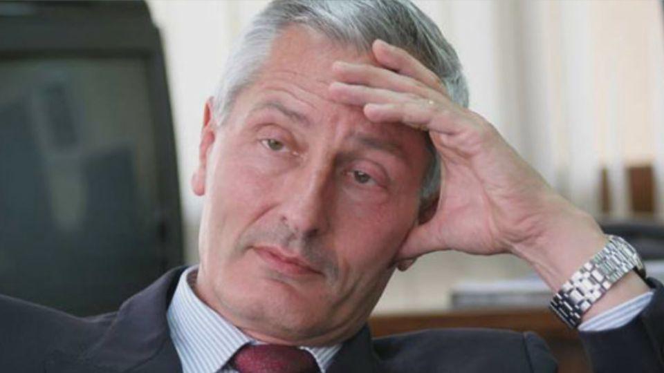 Le diplomate Jacques Pitteloud. [DR]