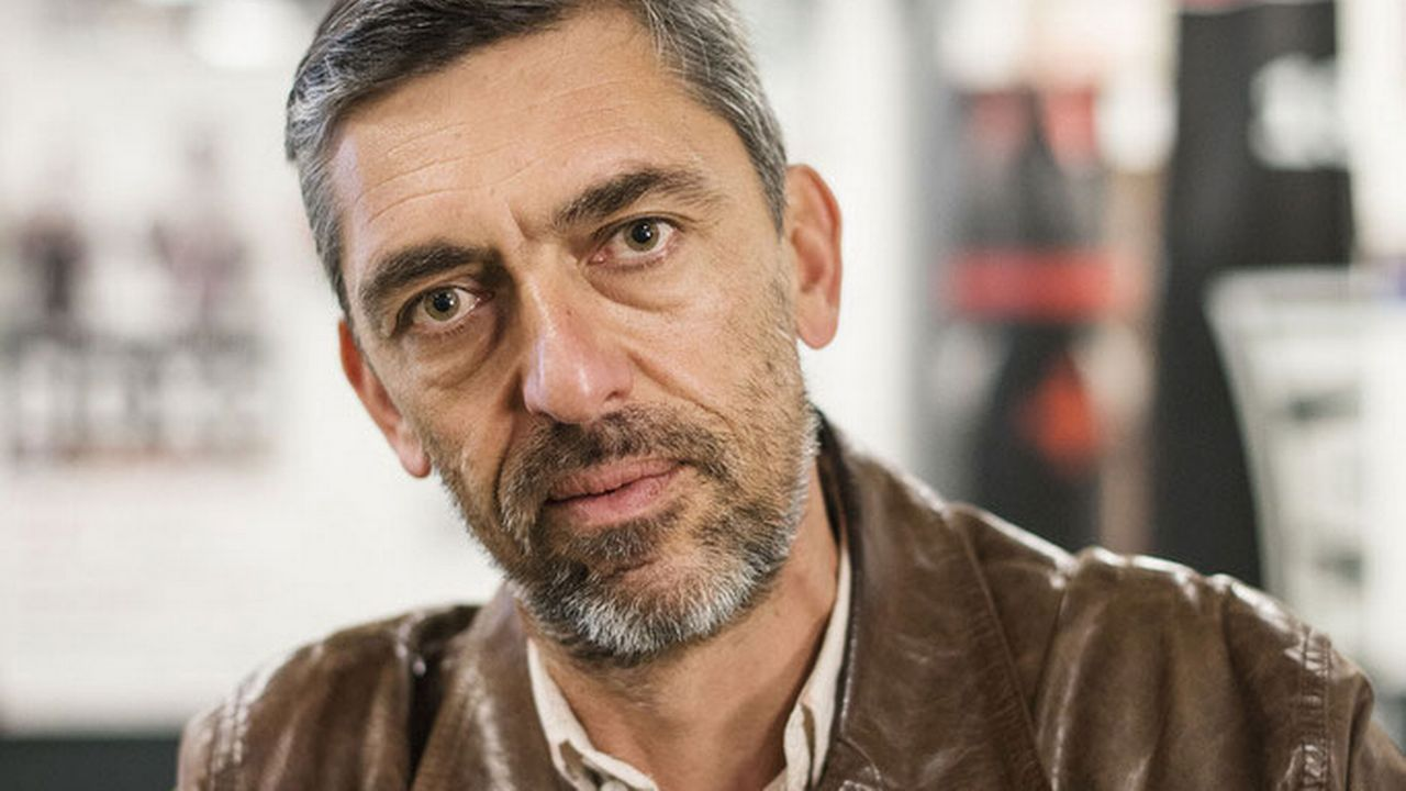 Le cinéaste Nicolas Wadimoff. [Christian Beutler - Keystone]