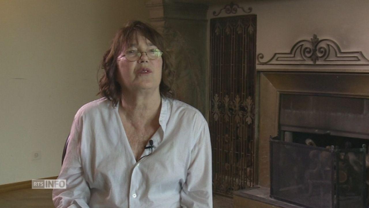 """Jane Birkin: """"Pour le cinéma, je pense que le moment est passé pour moi"""" [RTS]"""