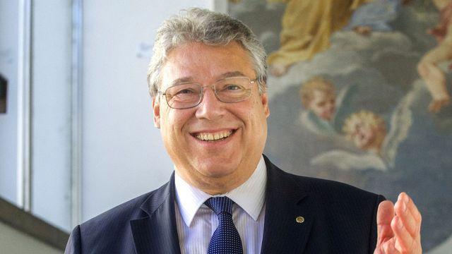 Filippo Lombardi (PDC-TI). [Carlo Reguzzi - Ti-Press/Keystone]