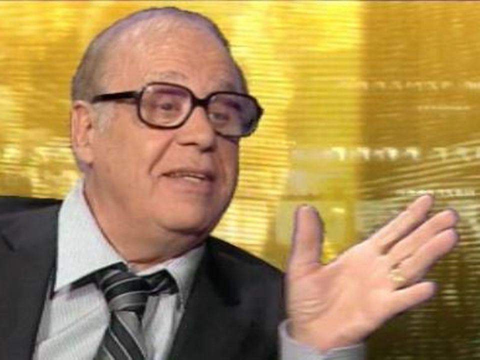 Jean Ziegler, un invité incontournable pour Vu à la télé. [RTS]