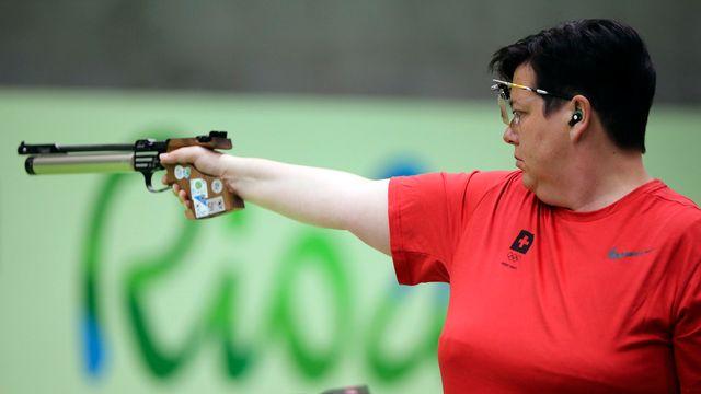 Cette médaille de bronze à Rio représente une belle récompense aux efforts consentis depuis plusieurs années. [Eugene Hoshiko - AP/Keystone]