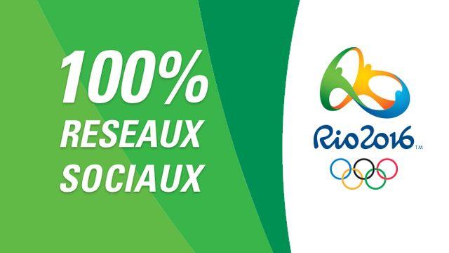 RIO 2016 - Reseaux Sociaux lien
