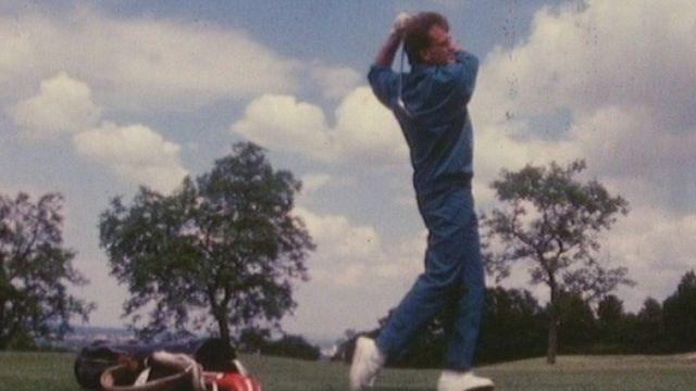 Un swing très élégant en 1989. [RTS]