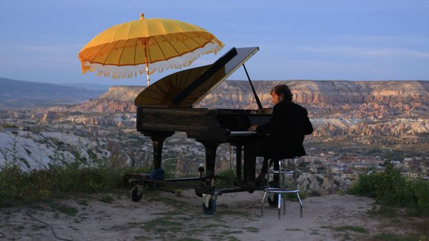 Le pianiste et écrivain Marc Vella. [marcvella.com]