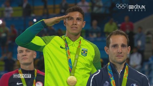 Rio express du mercredi 17 août [RTS]