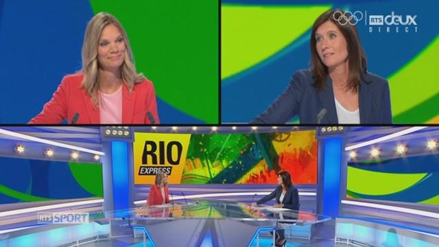 Rio express du mercredi 17 août - 2e partie [RTS]