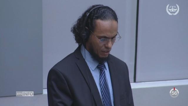 Un djihadiste comparaît devant la Cour pénale internationale pour destruction de mausolées à Tombouctou [RTS]