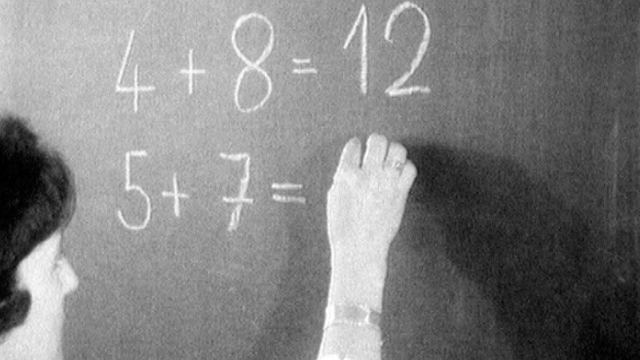 Apprendre à compter. [RTS]