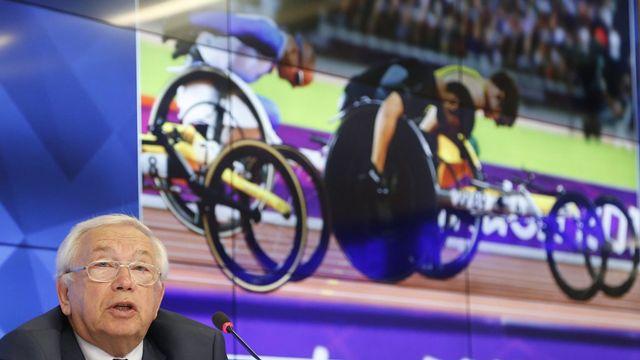Le président du Comité paralympique russe. [EPA/Maxim Shipenkov - key]