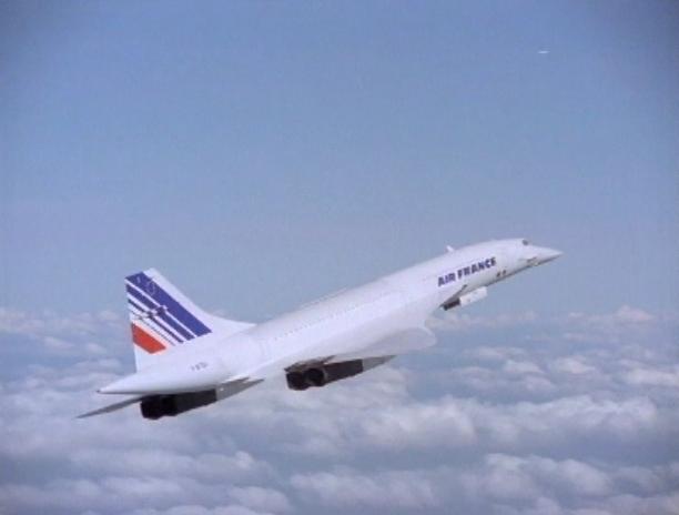 Le dernier vol du Concorde