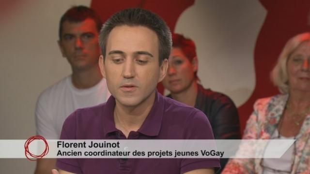 """""""L'homophobie est banalisée"""" [RTS]"""