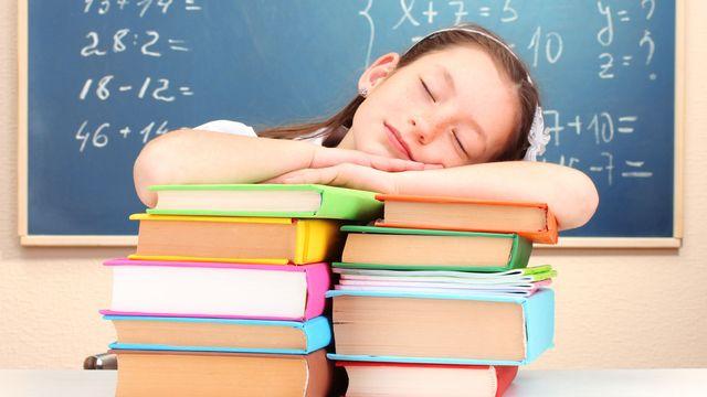 La sieste permet aux enfants de mieux mémoriser les apprentissages. Africa Studio Fotolia [Africa Studio - Fotolia]