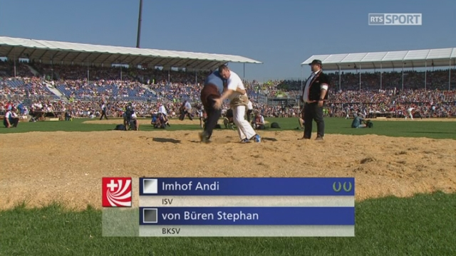 2e passe: Imhof Andi - Von Bueren Stephan [RTS]