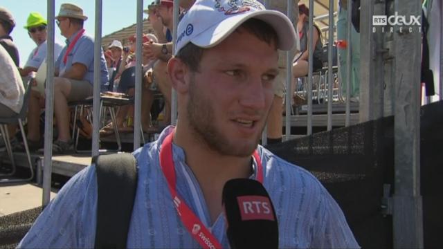 3e passe: interview de Johann Broncard [RTS]