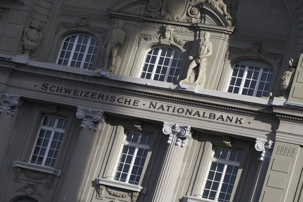 La Banque nationale suisse.