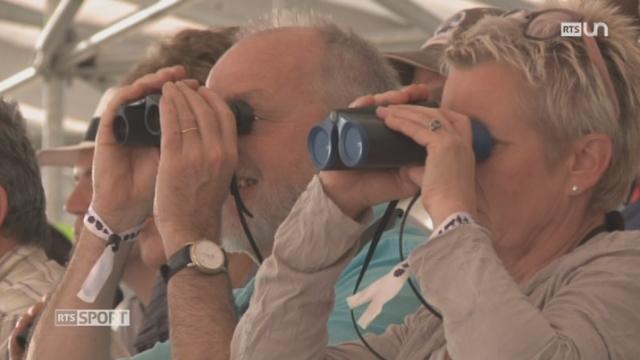 Fête Fédérale de Lutte: retour sur les images du week-end [RTS]