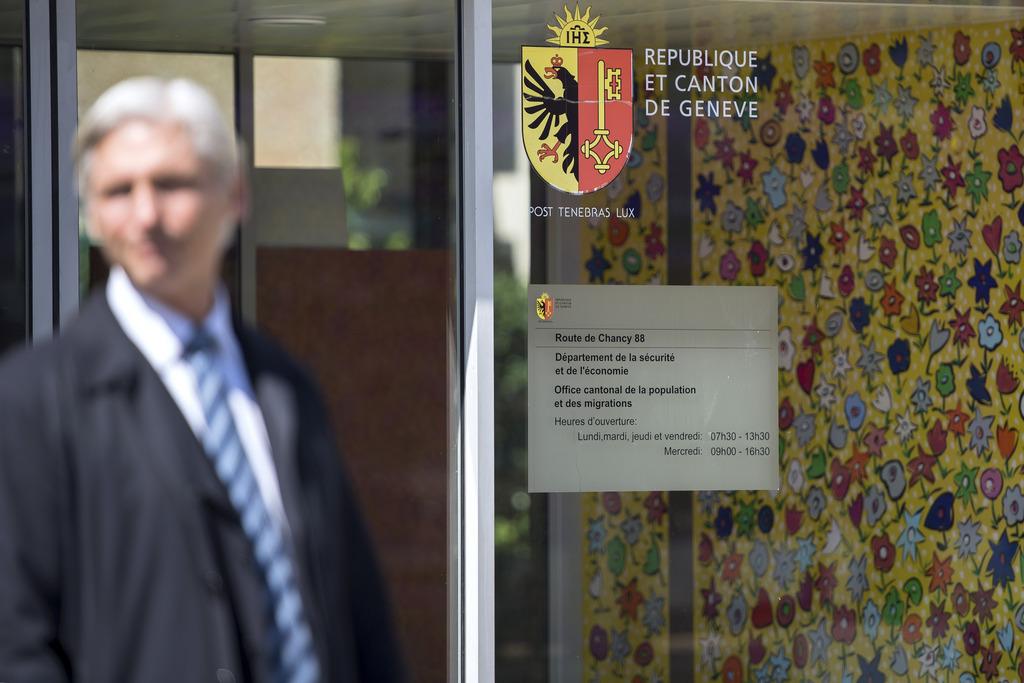 A gen ve une sans papiers tabass e est expuls e apr s - Office cantonal de la population geneve ...