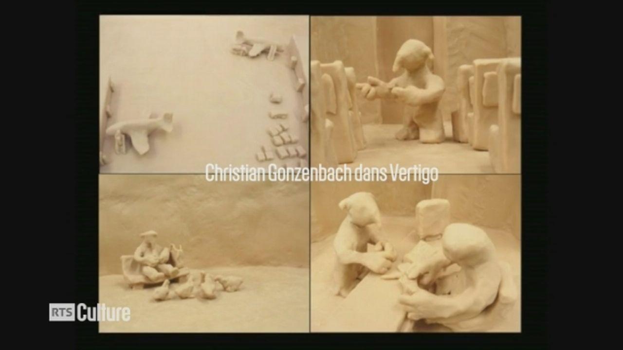 Christian Gonzenbach dans Vertigo [RTS]