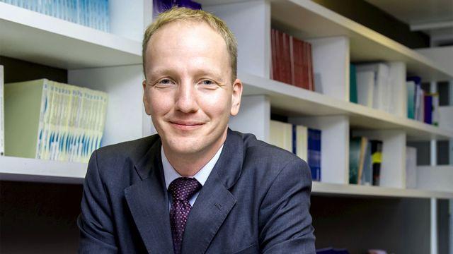 Guntram Wolff, directeur du think tank Bruegel. [Bruegel]