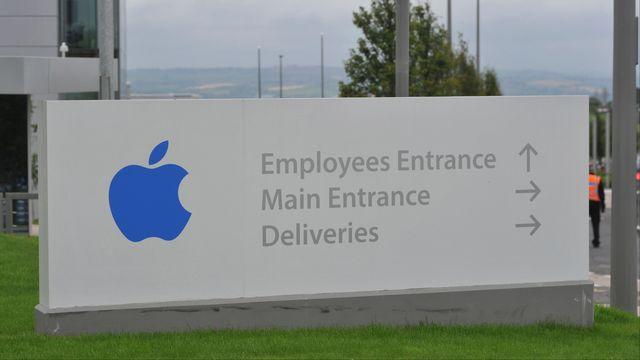Le siège d'Apple à Cork, en Irlande. [Stringer/Reuters]