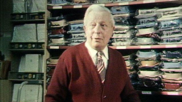 Témoignage d'un commerçant dans l'affaire du crime de Payerne, 1977. [RTS]