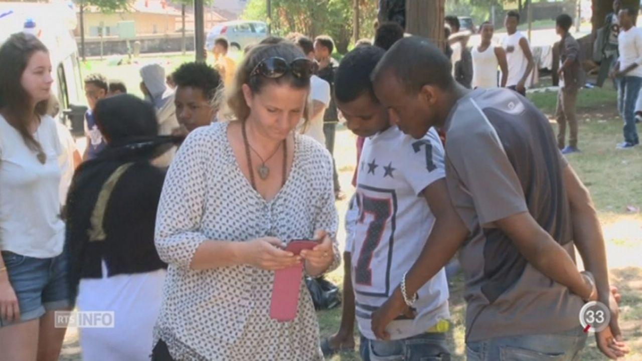 Une députée tessinoise a été arrêtée pour avoir aidé à faire passer des migrants mineurs illégalement [RTS]