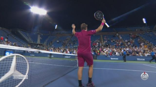 Tennis - US Open: Timea Bacsinszky a été éliminée au 2e tour [RTS]