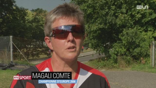 Jeux paralympiques de Rio: Magali Comte sera la représentante suisse au tir à l'arc [RTS]