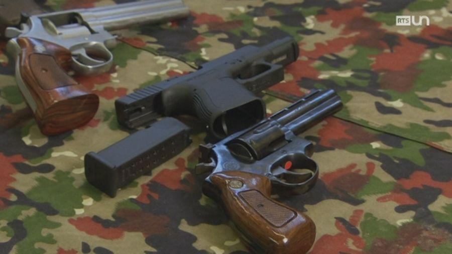 Les armes dans le viseur de Bruxelles