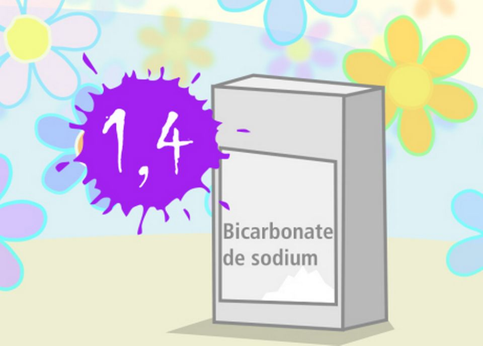 Bicarbonate de sodium. [RTS]