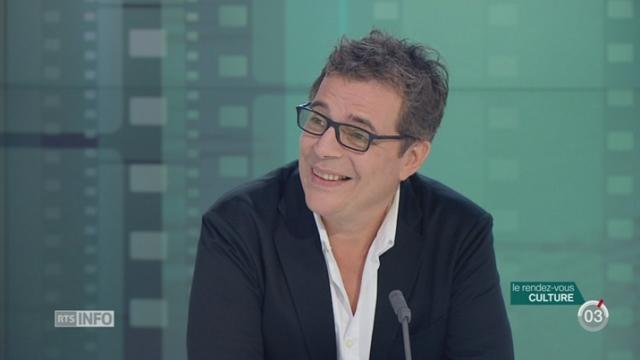 """L'invité culturel: le cinéaste suisse Jacob Berger présente son nouveau film """"un Juif pour l'exemple"""" [RTS]"""