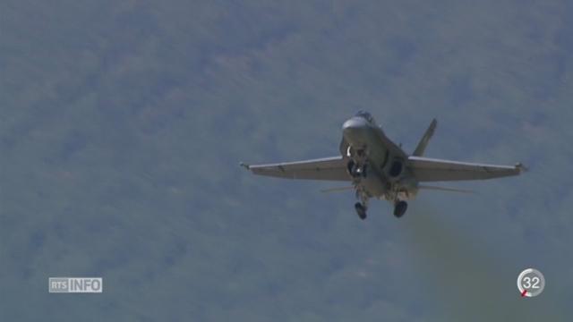 Accident du F-A-18: de nouvelles révélations viennent étayer cette affaire [RTS]