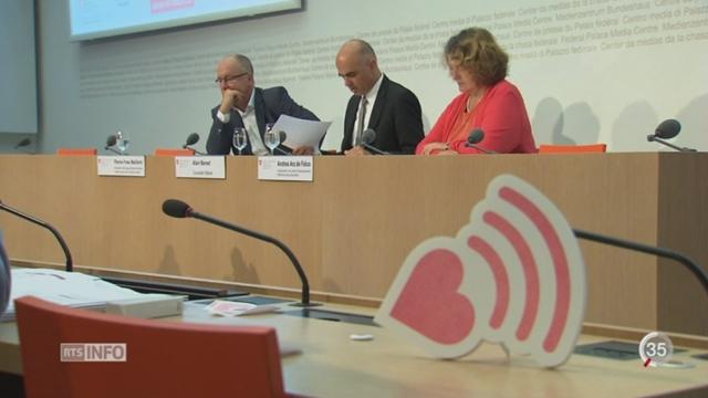 Une campagne est lancée pour promouvoir le don d'organes [RTS]
