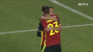 Gr. H, Chypres - Belgique (0-3) victoire facile des Belges qui lancent parfaitement leur campagne [RTS]