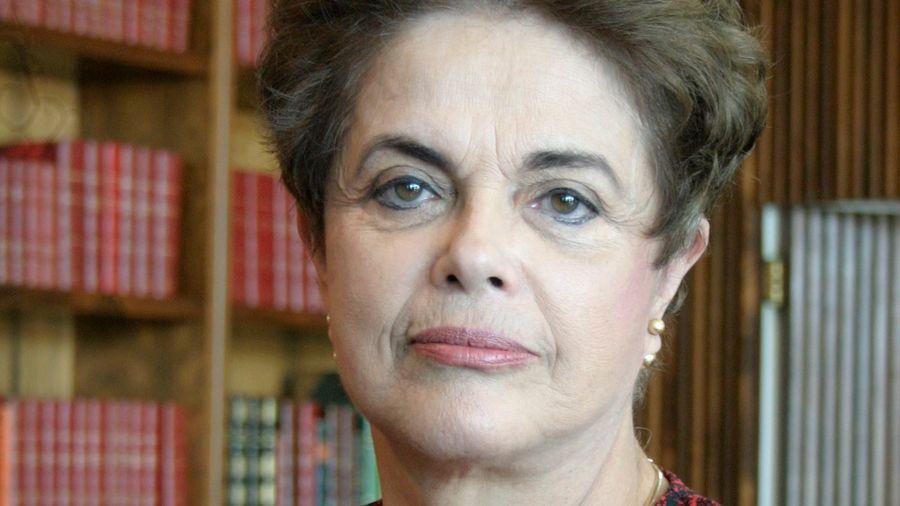 Dilma Rousseff, ancienne présidente du Brésil.